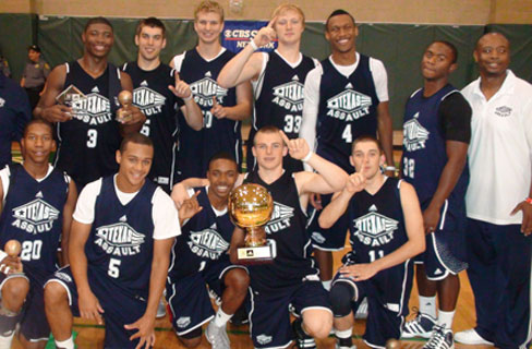Texas Assault Adidas 64 Champions 2011