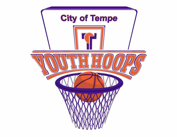Junior Hoops Arizona City Of Tempe Youth Hoops Leagues-9346