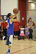 Marco Morales Combine 3-point contest 2010