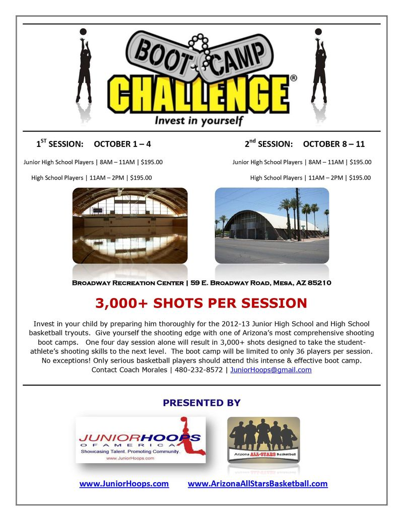 Basketball Boot Camp - SHOOTING_0001