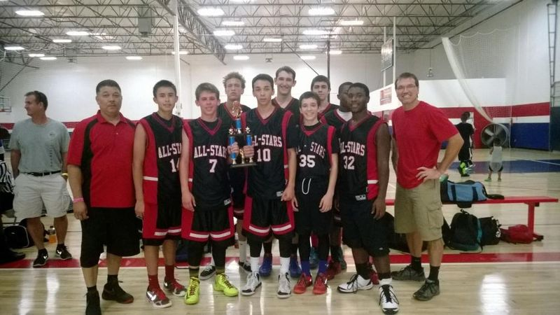 Arizona All-Stars at Rise Above 2 2013 RUNNER-UP CHAMPIONS