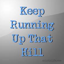 Running Hills 4