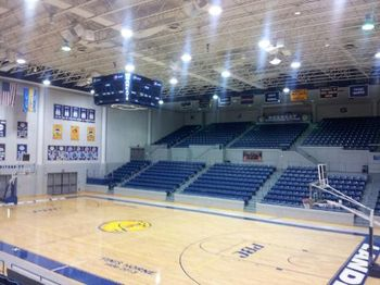Lander University Basketball Stadium