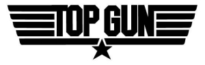 Top-Gun-Decal-Black