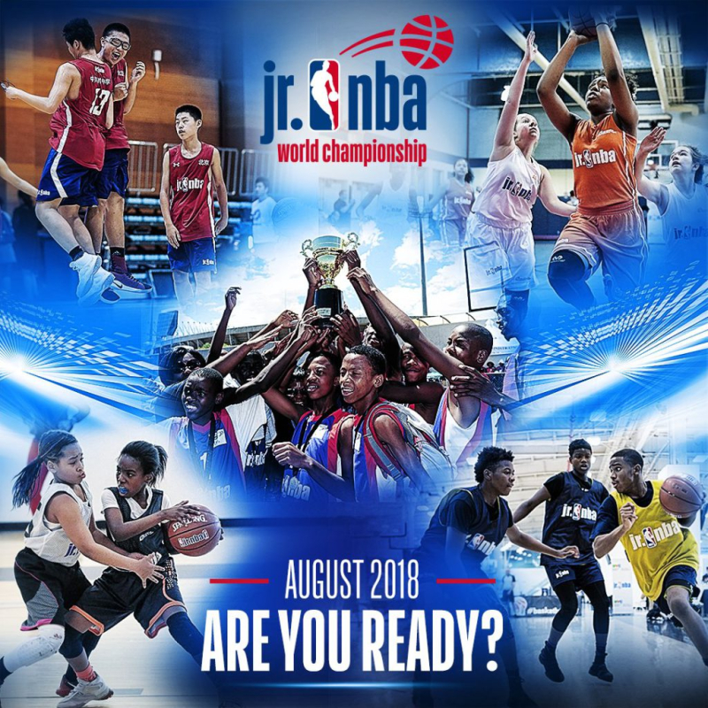 Jr NBA World Championship 2