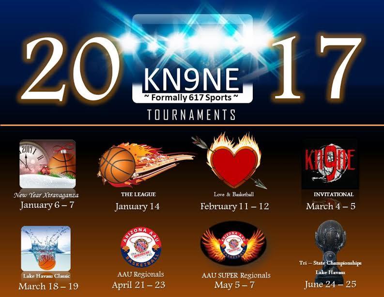 2017 K9 Tournaments