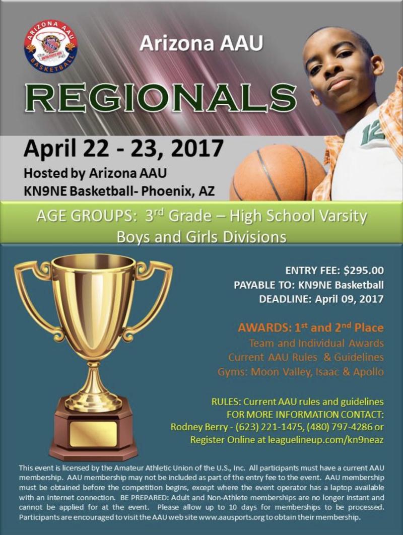 2017 APR Arizona AAU Regionals 21_23