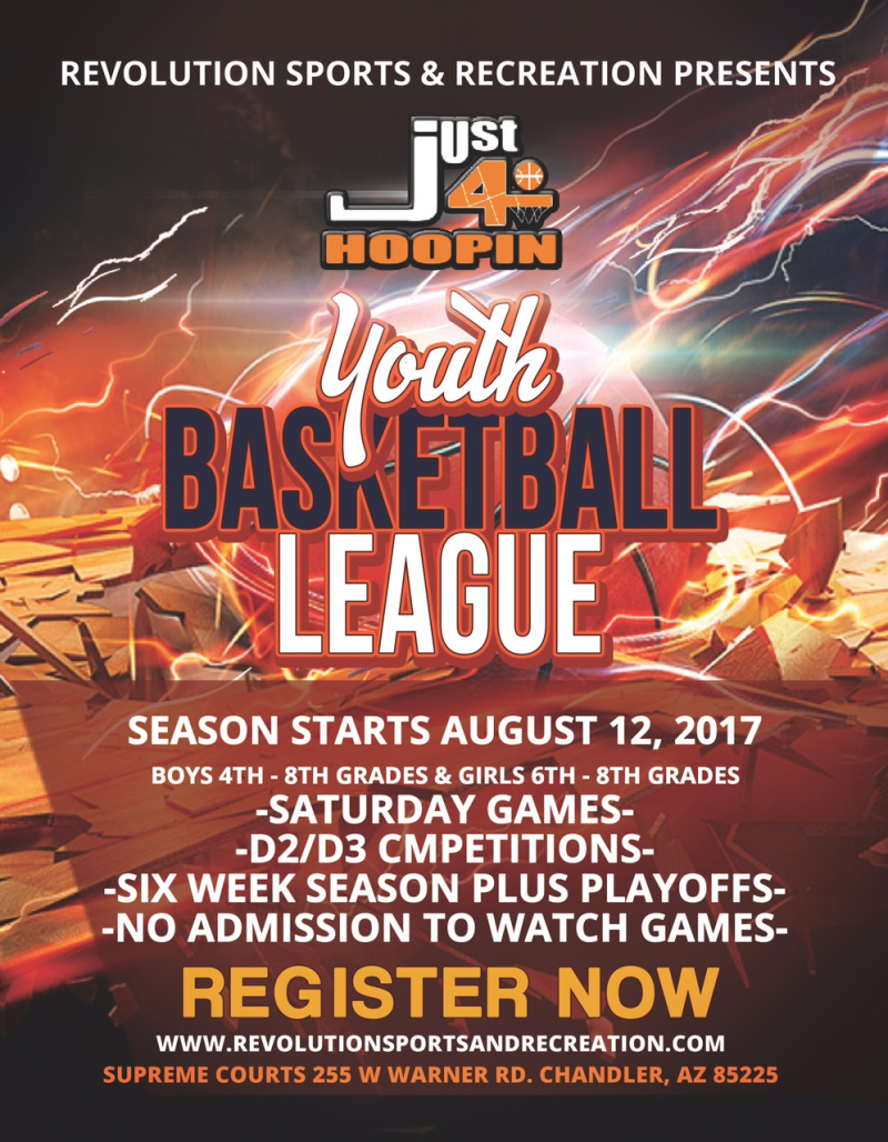 2017 AUG Just4Hoopin Fall League