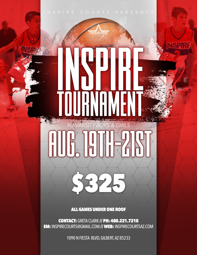 2017 AUG 19 Inspire Courts