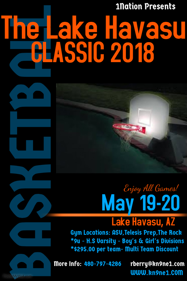 2018 MAY 19 Lake Havasu Classic