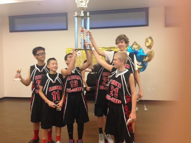 8th Grade Champions 2