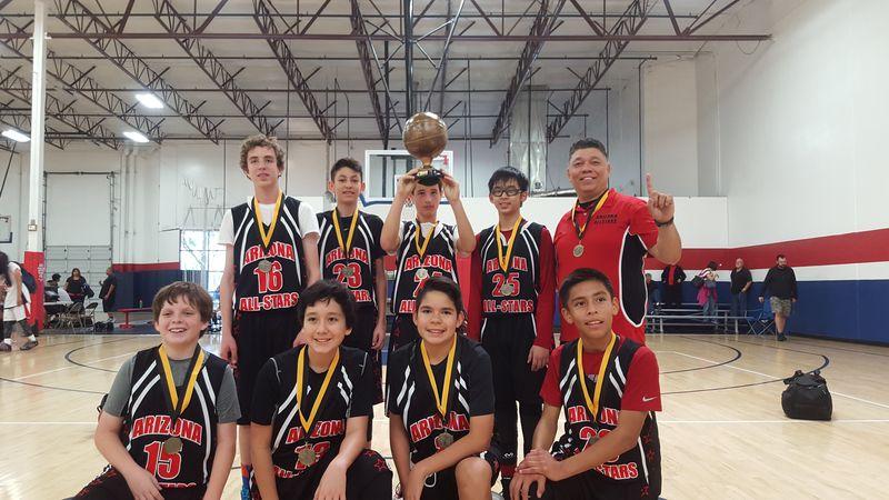 All-Stars 14U Champions_The D2 Challenge