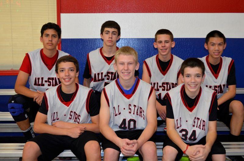 Alll-Stars Dec 2012