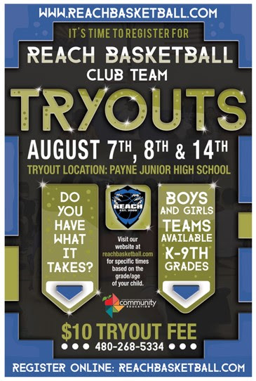 2017 AUG Reach Tryouts