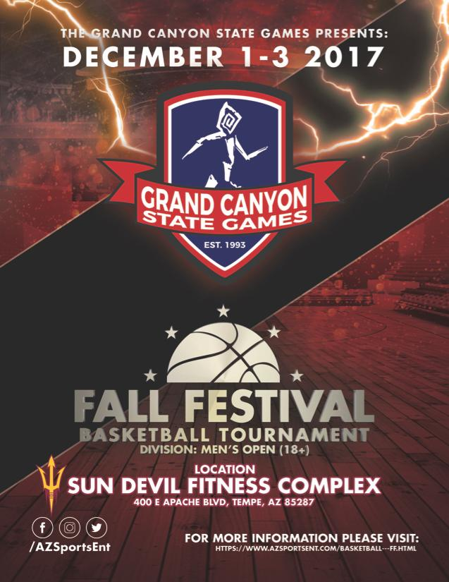 2017 DEC Grand Canyon State Games