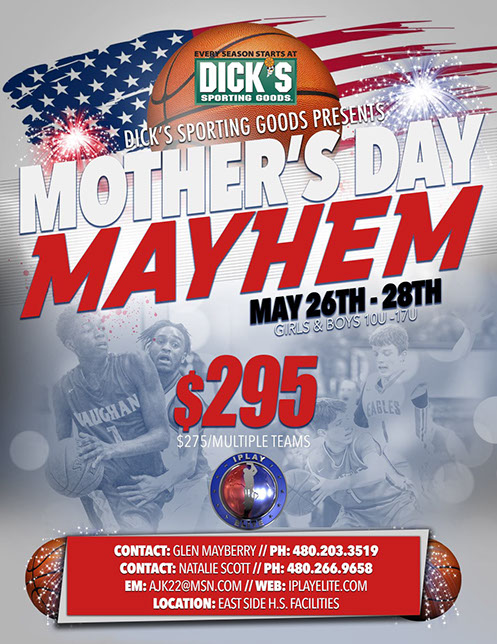 2018 MAY_26_28_Dicks Mayhem