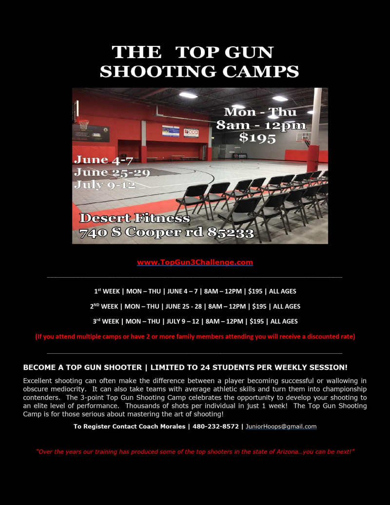 Top Gun Shooting Camps SUMMER 2018_0001