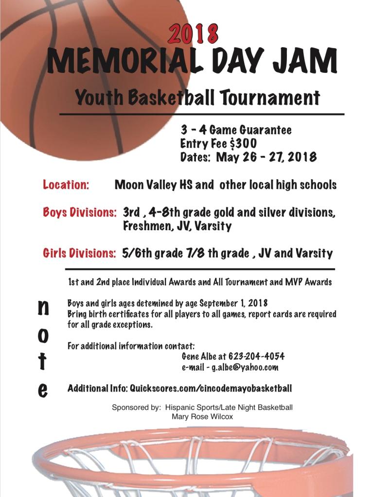2018 MAY Memorial Day GENE