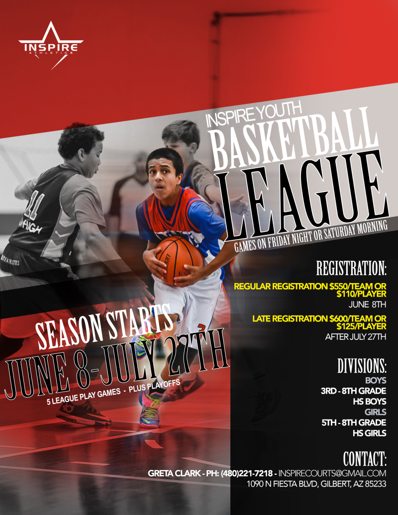 2018 JUNE INSPIRE SUMMER LEAGUE