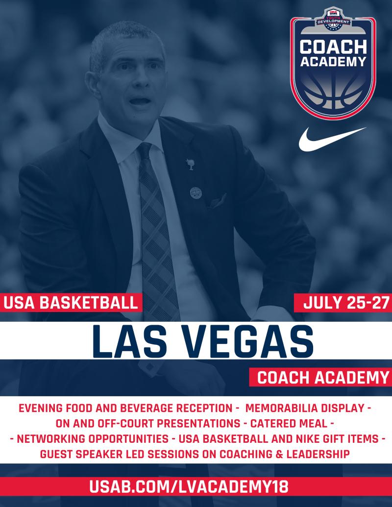 2018 JULY Las Vegas Academy