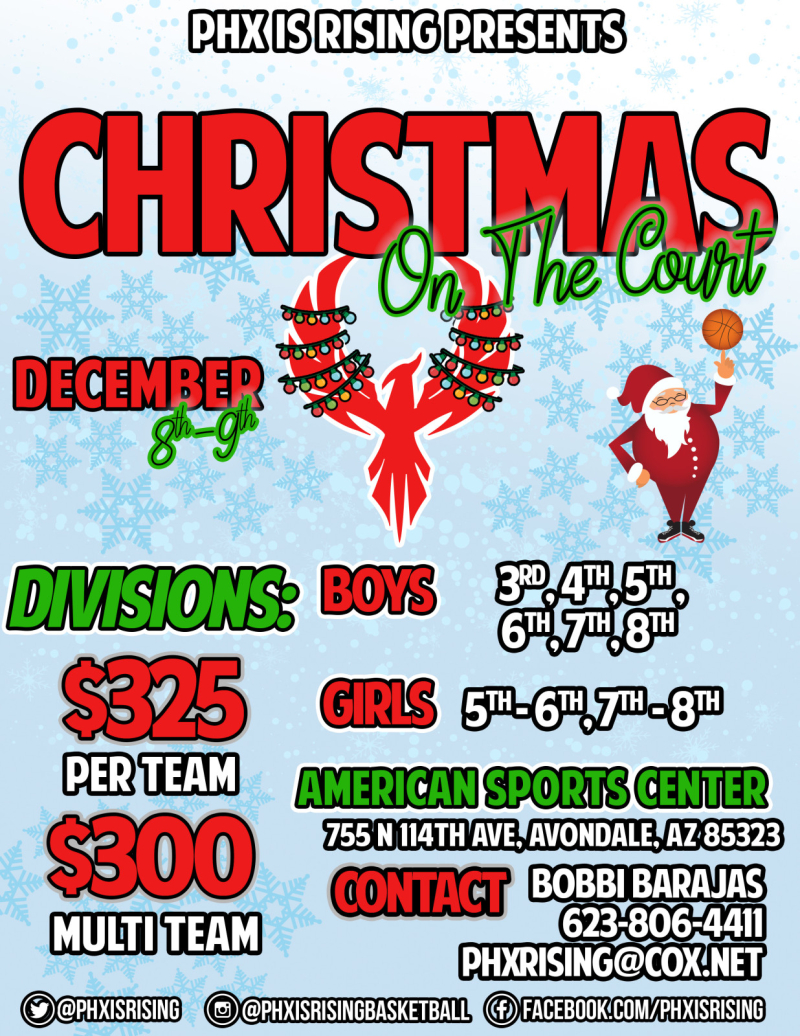 2018 DECEMBER phxisrising_CHRISTMAS_ON_THE_COURT