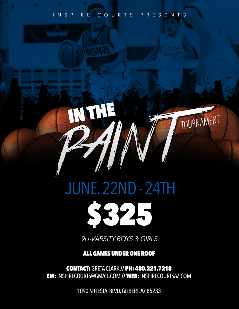 2018 JUNE 22_24_Inspire in the Paint Tourney