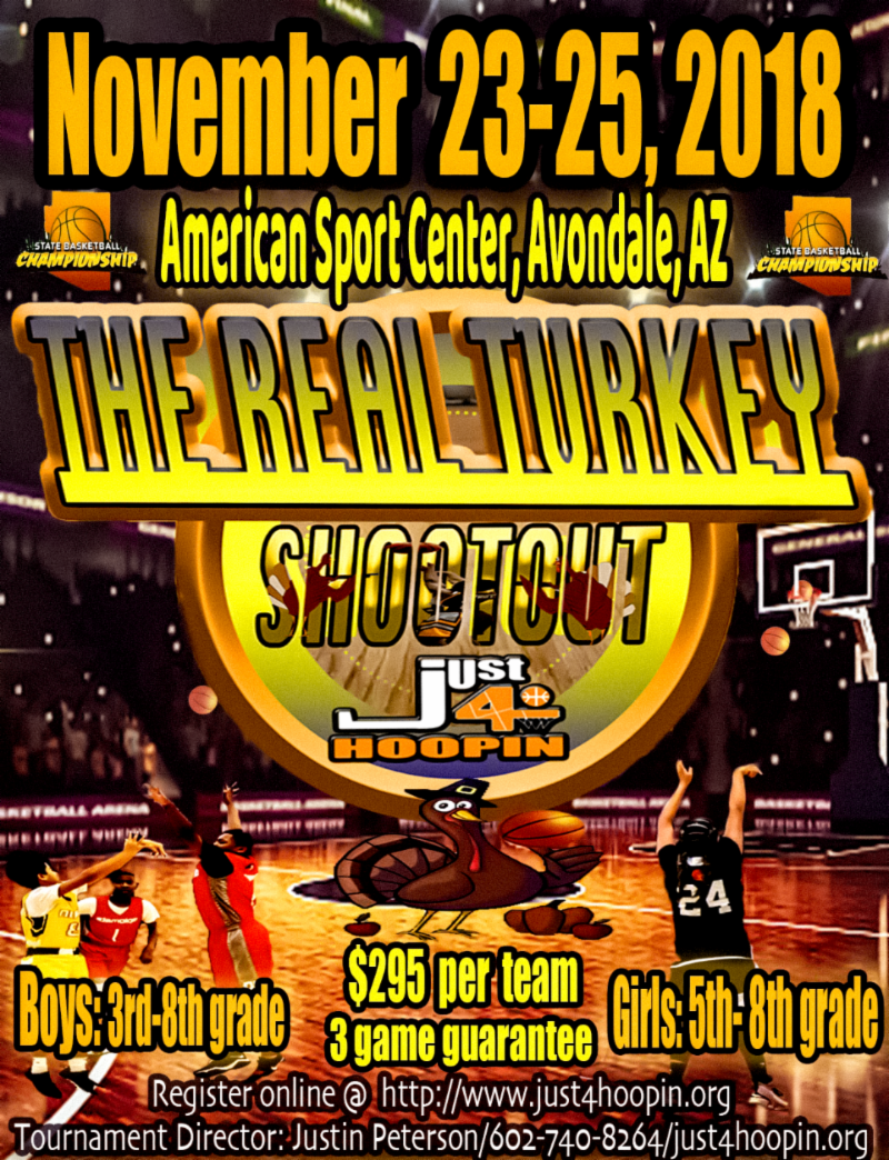 2018 NOVEMBER 23_25_The Real Turkey Shoot