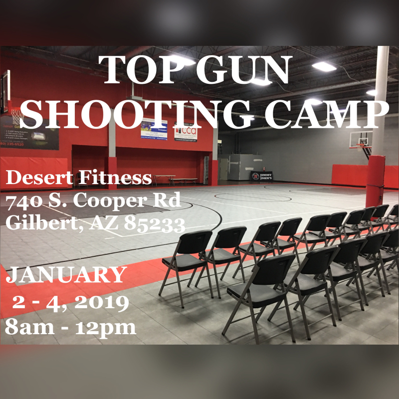 2019 JANUARY Top Gun Shooting Camp