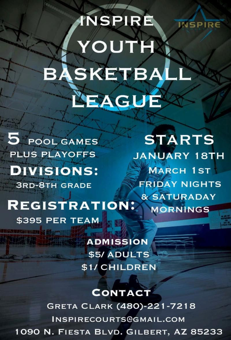 2019 Inspire Courts League