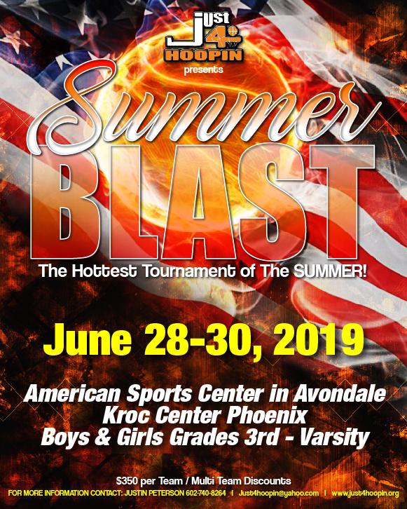 2019 JUNE Summer Blast