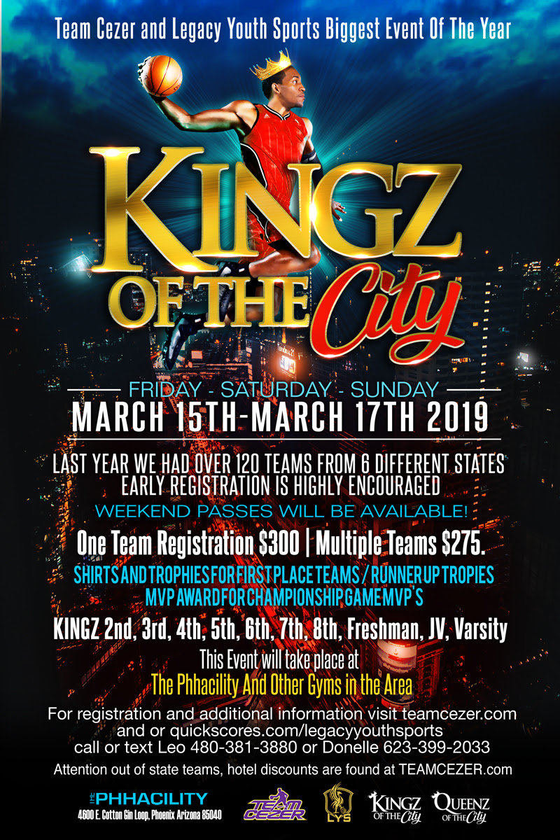 2019 MARCH 15_17_Team Cezer King of the City