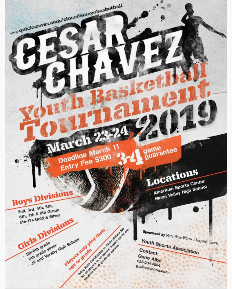 2019 MARCH Cesar Chavez