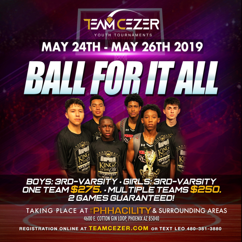 2019 MAY Teamcezer_ball-for-it-all