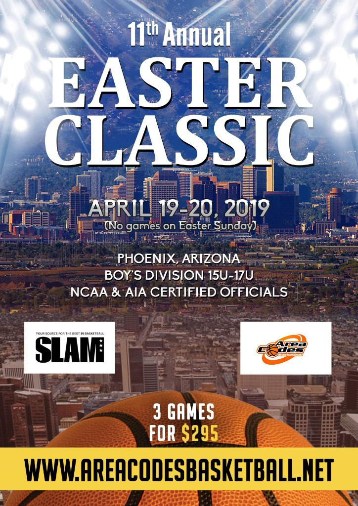 2019 APRIL Easter Classic
