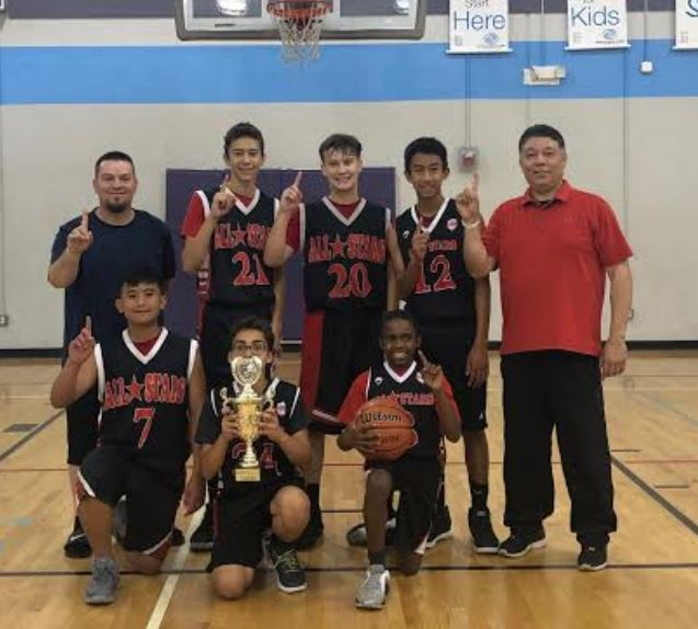 2019 MAY Dunking in the Desert 7th Grade Champions