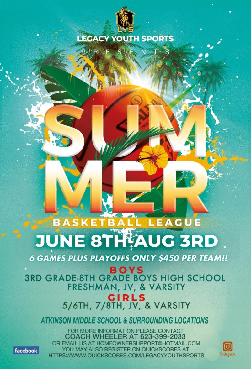2019 JUNE LYS Summer League