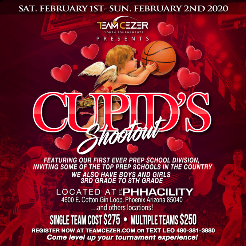 2020_FEBRUARY_Team Cezer Cupids Shootout_