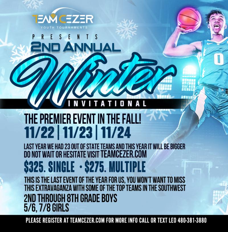 2019 NOV_22_24_Team Cezer_Winter Invitational