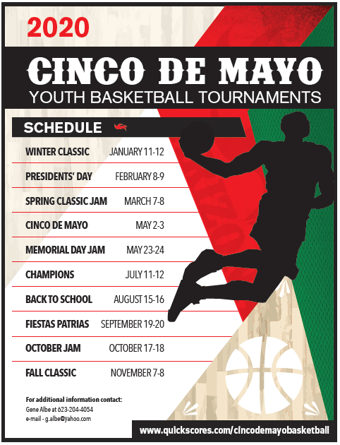 2020_Cinco De Mayo Tournaments