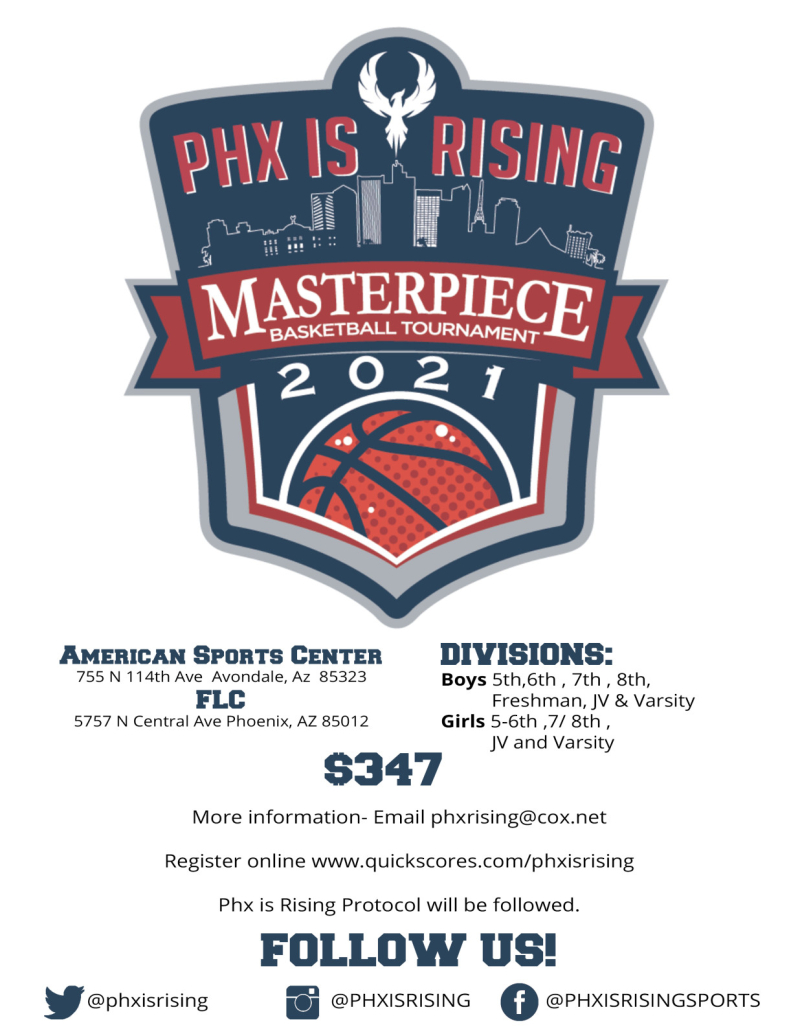 2021 PHX IS RISING_May 24 - 26